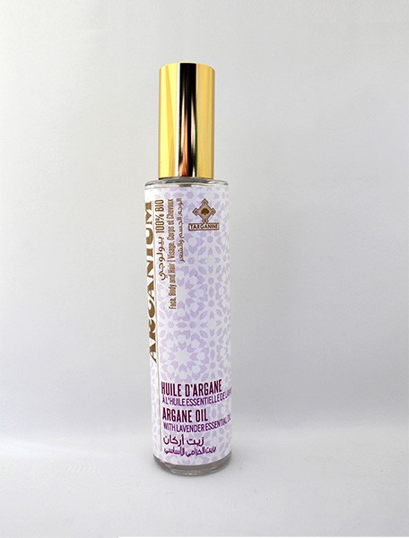 Argan Oil with Lavender Essential Oil